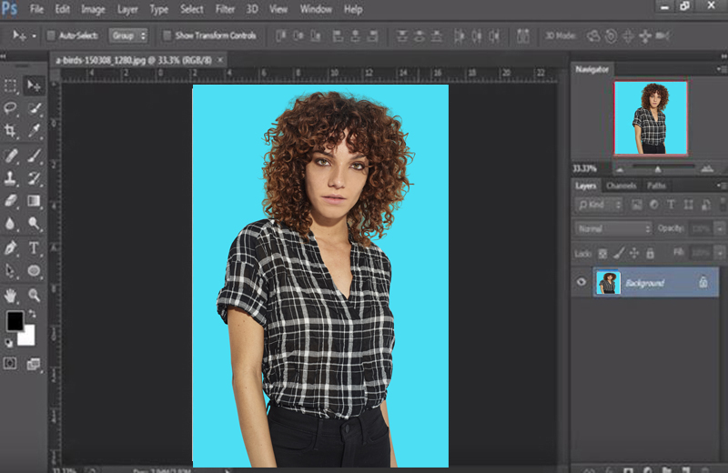 How To Use Refine Edge Perfectly in Photoshop 2020